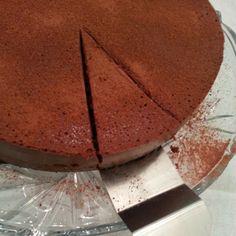 BOLO MOUSSE DE CHOCOLATE - Dukan