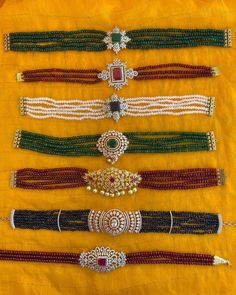 Must Have Classy Choker Collections! • South India Jewels