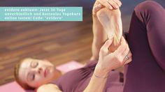 Lerne im Video Kurs, wie du mit Yoga die Faszien und damit den gesamten Körper gesund und flexibel halten kannst.