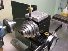 An Index Plate for the Taig Lathe