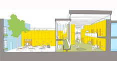 Chicago Public Schools Design Competition (Phase One Winning Entry)