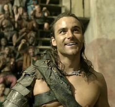 My absolute favorite from SPARTACUS!! Damn he is sexy!!!