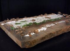 Les Ombrières, un bâtiment paysage
