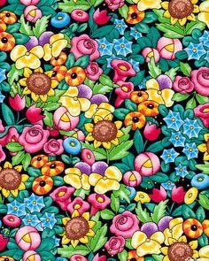 Mary's Flower Garden - Multi