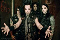 Static X - It was the newest lineup. Played well, but not the same! RIP wayne.