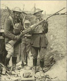 German Anti-Tank Rifle WW1 | Flickr - Photo Sharing!