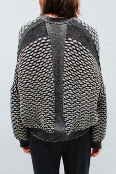 Anntian knit cardigan