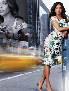 142afacefe0 Gabrielle Union Collaborates with New York   Company for its New Collection  Salma Hayek