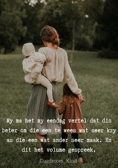 Qoutes, Life Quotes, Afrikaanse Quotes, Kindness Quotes, Quote Wall, True Words, Trust God, Positive Quotes, Positivity
