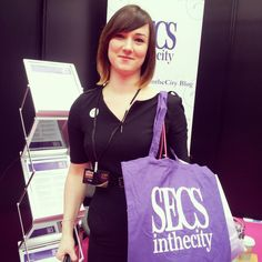 Faye Kilgour - PA, Forensic Services at BDO International.....stopping by for a SecsintheCity. We think she likes it ;)