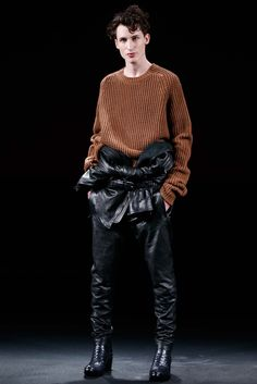 Haider Ackermann Fall 2015 Menswear - Collection - Gallery - Style.com - THESE PANTS ARE AWESOME