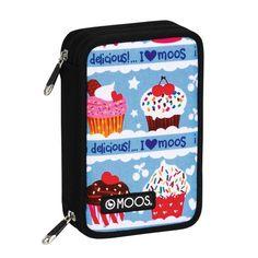 Safta Moos Sweet Комплект Ученически несесер 8412688158560