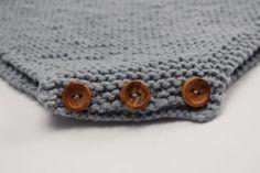 Peto para bebé de algodón - Patrón gratuito - Costurea Blog Boy Diy Crafts, Diy Crafts Knitting, Tricot Baby, Baby Romper Pattern, Felt Kids, Kids Slippers, Baby Coat, Baby Knitting Patterns, Crochet Baby