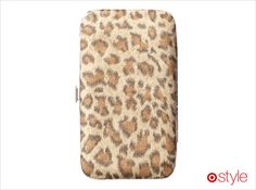 iphone clutch, too bad they don't have other patterns yet!