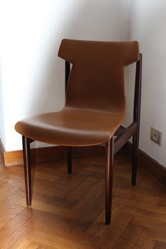 Fifties chair designed by Inger Klingenberg for Fristho Franeker between 1959 and 1962 | Flickr - Photo Sharing!