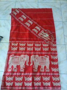 Hand made fabric of NTT indonesia