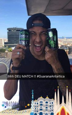 Neymar Love You Babe, Good Soccer Players, Neymar Jr, Best Player, Fc Barcelona, Messi, The Magicians, Role Models, Celebrities