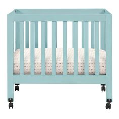 Origami Mini Crib from Babyletto|YLiving