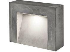 LED Stehleuchte aus Zement CENTO3CENTO by LUCIFERO'S