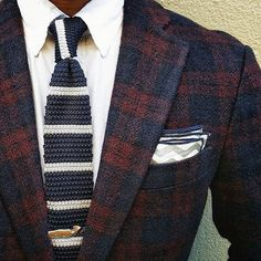 What do you guys think about this combination?  @handkerchief.joe  cc: @thedressedchest