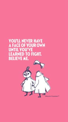 Moomin Wallpaper, Iphone Wallpaper, That Was Legitness, Learn To Fight, Moomin Valley, Tove Jansson, Love Deeply, Little My, Cute Art