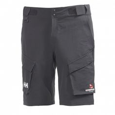 HP QD SHORTS - Our most popular quick-dry technical sailing shorts for men. These lightweight shorts protect against spray, wind and sun, making them perfect for all your boating activities. They feature clever cargo pockets and critical point reinforcements for improved durability - http://shop.hellyhansen.com/item/hp-qd-shorts-51535