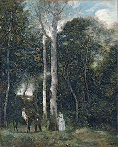 Maestros del paisaje: Camille Corot. (Trianarts)
