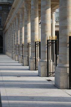 Palais Royal, Paris I