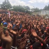 Major opposition in Ethiopia says violating rights of the people will not stop Oromo Protests by Gadaa.com on SCloud on SoundCloud