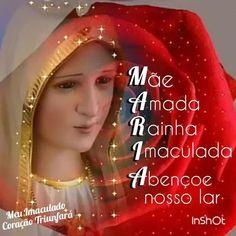 Mensagem linda de Maria Mãe de Deus para enviar para todos amigos e amigas!!!
