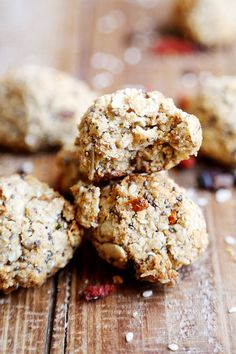 This Healthy Superfood Cookie has almost Everything and Anything