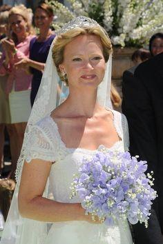 Princess Carolina de Bourbon-Parma