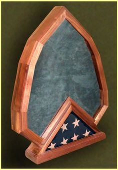 Custom Military Display Cases | Custom Made Custom Shadow Boxes And Display Cases For Military ...