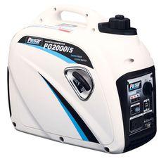 Tailgate Generator Portable Gas Powered Quiet RV Camping Entertaining #Pulsar