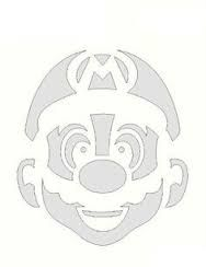 Image Result For Super Mario Pumpkin Ideas