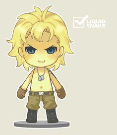 Nendoroid-like Metal Gear Solid Solid Snake