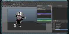 Produtora: Mixer Cliente: Bahianinho  This is a combination of scripts that speeds up render layer creation and composition in nuke. This first script creates all the layers necessary for compositing, it has new object integration and background