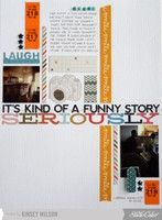 A Project by kinseywilson from our Scrapbooking Gallery originally submitted 12/13/12 at 07:03 PM