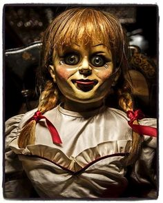 Best Horror Movies, Horror Show, Horror Films, Scary Movies, Annabelle Doll, Annabelle Creation, The Conjuring Annabelle, Name That Movie, Movies