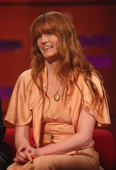 Florence + the Machine performing 'Hunger' on The Graham Norton Show