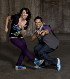 NappyTabs - Tabitha & Napoleon D'umo (Choreographers) ~ THE power couple in Hip-Hop choreography in my books.