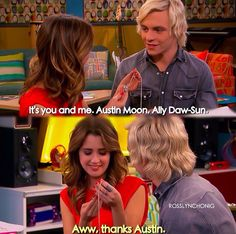 I smell Auslly in the freaking air, guys! xD