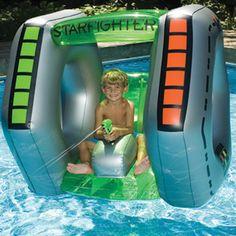 Gander Mountain® > Swimline StarFighter Squirter - Gifts & Recreation > Trampolines & Water Toys > Water Toys : 50.00