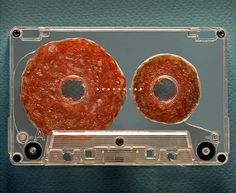 Food and objects come together in Dan Cretu's bonkers, brilliant work