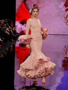 Flamenco Dresses, Fishtail, Formal Wear, Mother Of The Bride, Diy Fashion, Virginia, Peplum Dress, Spain, Wedding Inspiration