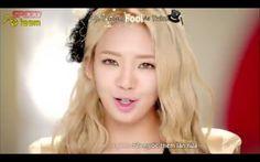 Amazing ♥ Hyoyeon..... in oh my oh (mv) screenshots