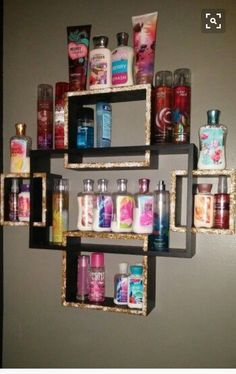 Storage lotions and sprays