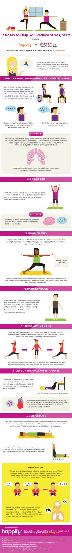 7 Breathing Exercises To Help You Reduce Stress (Infographic)…