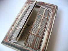 Libro Objeto | Casa tomada, Julio Cortazar / | Diseño Gráfico .UBA. Yésica Carballo | Flickr