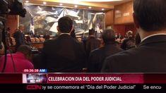 Celebración Del Día Del Poder Judicial